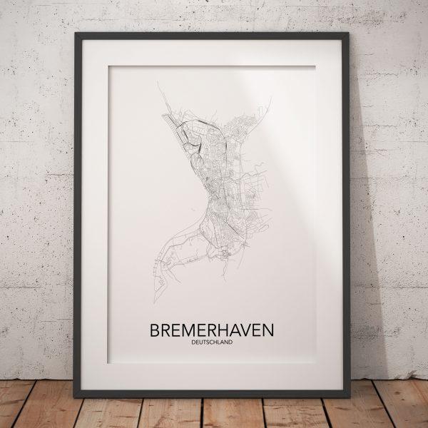 Bremerhaven Poster
