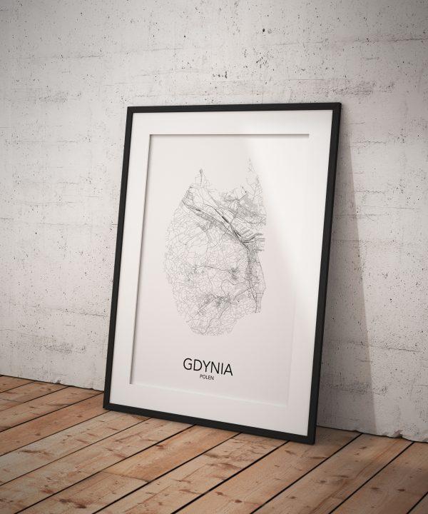 Gdynia Poster