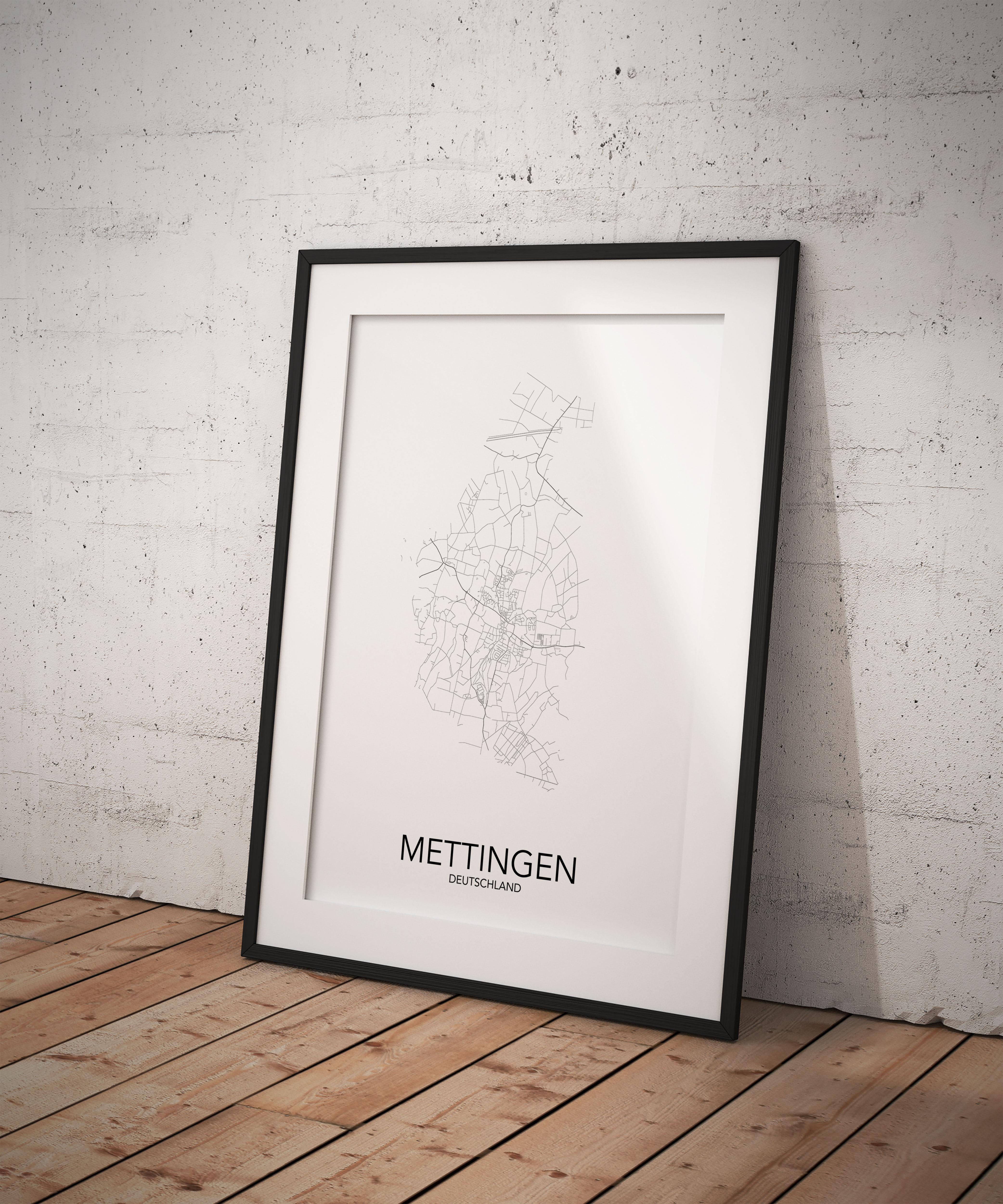 Mettingen Poster