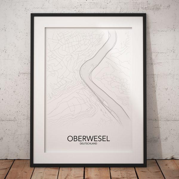Oberwesel Poster