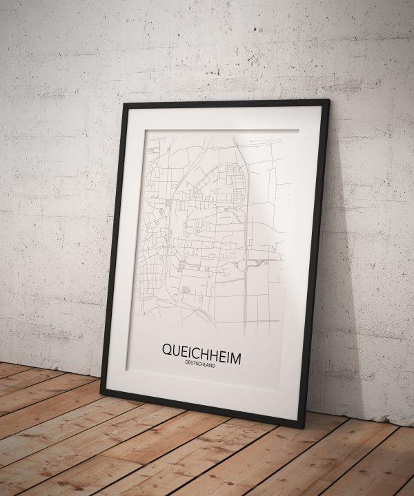 Queichheim Poster