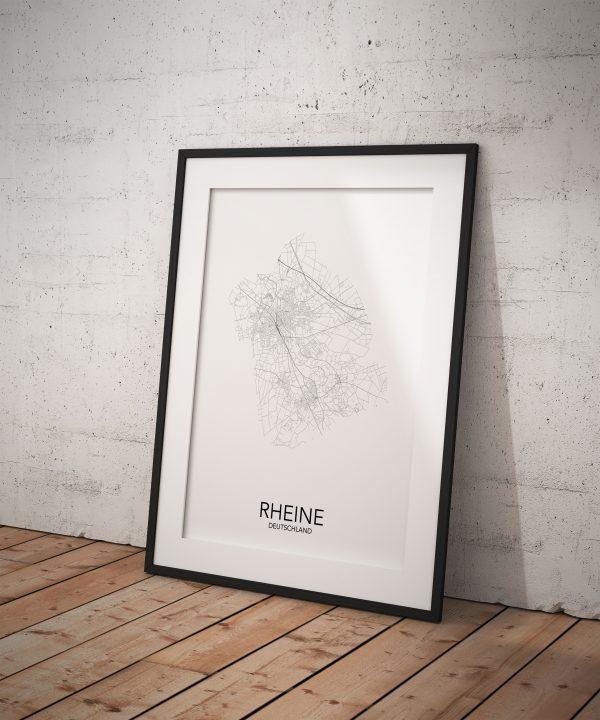 Rheine Poster